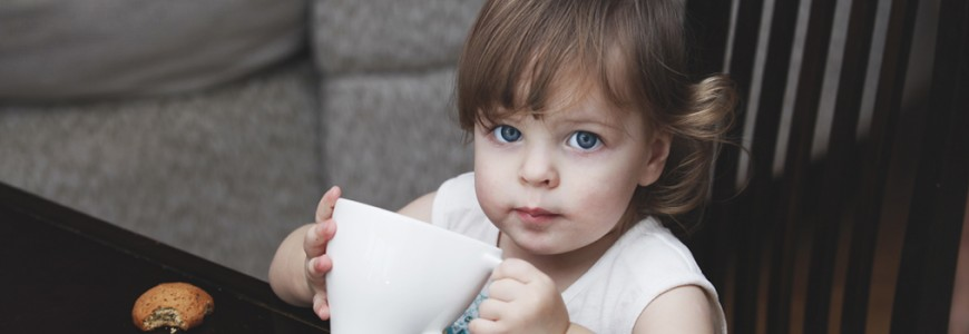 Caffeine Addiction in Kids