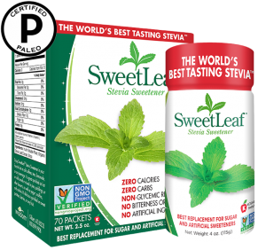 SweetLeaf Sweetner Products